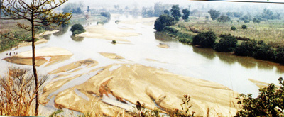 Gurara River Landscape