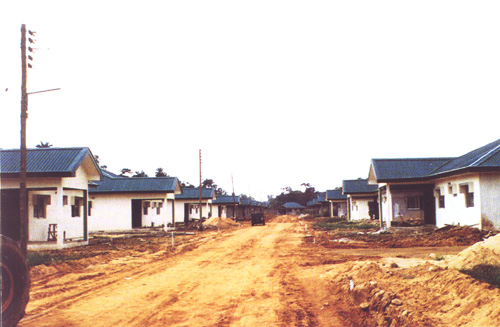 State Assembly Residential Quarters (under construction),Yenagoa