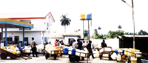 Commercial Water Supply Service,Yenagoa