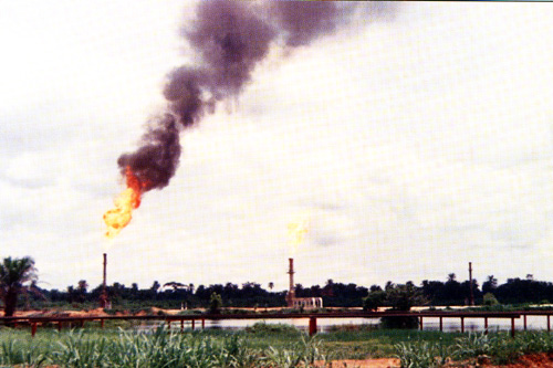 Crude Oil Exploration,Bayelsa State