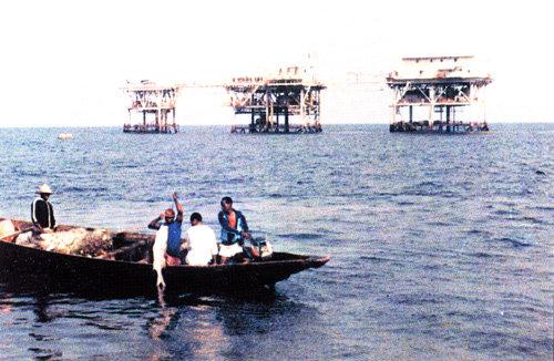 Off-Shore Drilling Platforms,Bayelsa State
