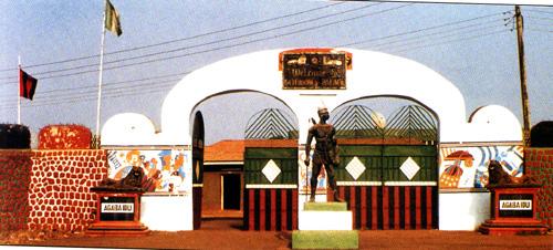 Ochi Idoma's Palace,Oturkpo