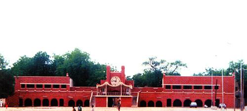 Shehu of Borno's Palace,Markurdi