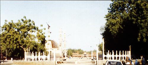 Shehu's Palace Roundabout,Makurdi