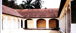 Inner Compound of Chief Nana's Palace