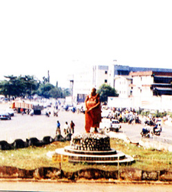 Ring Road Roundabout, Benin City