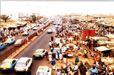 Main Market, Ado Ekiti