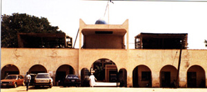 The Palace of Emir of Gombe