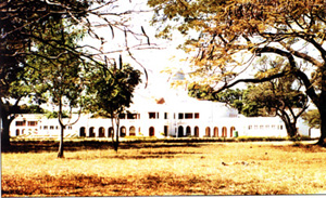 Lugard Hall currently serving as the Governor's Office, Kaduna