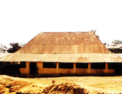 The first primary school building in the former Northern Region, Lokoja