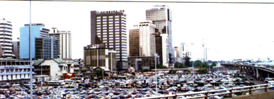 Central Business District, Lagos Island