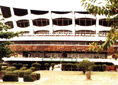 National Gallery of Nigerian Art, Iganmu