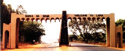 Lafia City Gate