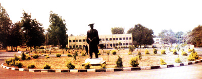 Mararaba Roundabout, Lafia