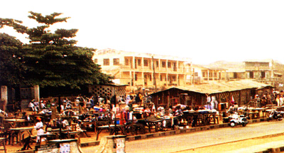 Commercial Center of Ibadan