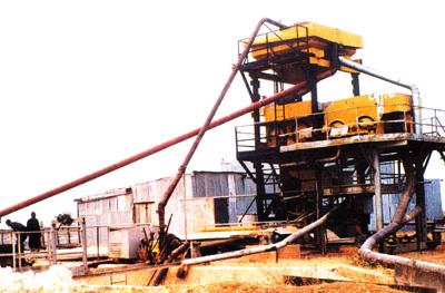 Sabo Gida Kanar Tin Mines, Bukuru