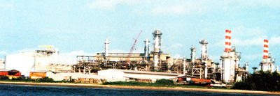 Liquified Natural Gas (LNG) Complex, Bonny, Rivers State