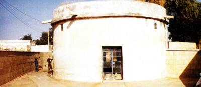 'Hubare' - The Tomb of Shehu Usman Danfodyo