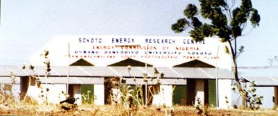 Sokoto Energy Research Centre, Sokoto