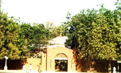 The Emir's Palace, Gashua