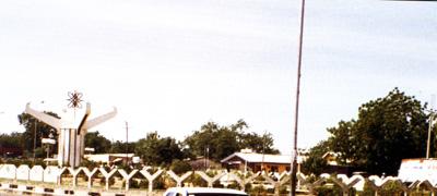 Damaturu Roundabout