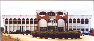State House of Assembly complex, Akwa