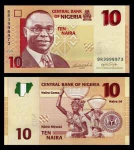 10 naira new
