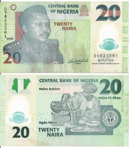 twenty naira new