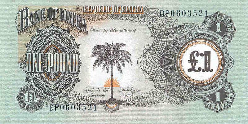 Biafra Currency