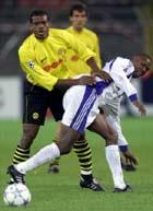 Nigeria footballer