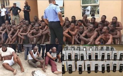31 Card Readers Recovered Inside Bush In Rivers