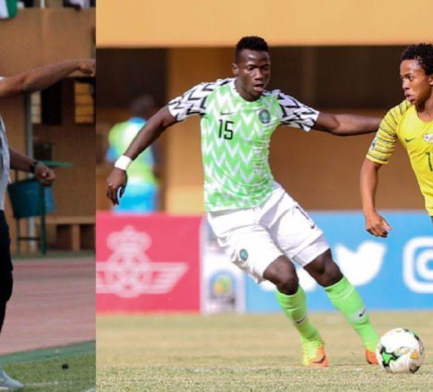 Aigbogun Sad To End 2019 U-20 AFCON Campaign As Loser