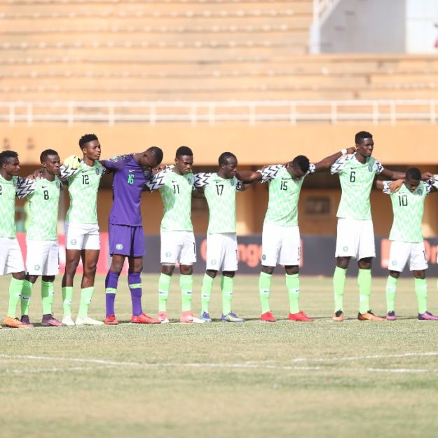 AVERAGE: Flying Eagles' Rating In U-20 AFCON 3rd-Place Defeat To South Africa