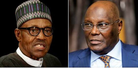 Buhari Defeats Atiku In His Polling Unit… Atiku's Supporters Say It's A Good Result