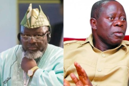 Buhari's Minister Attacks Oshiomhole Over INEC Chairman