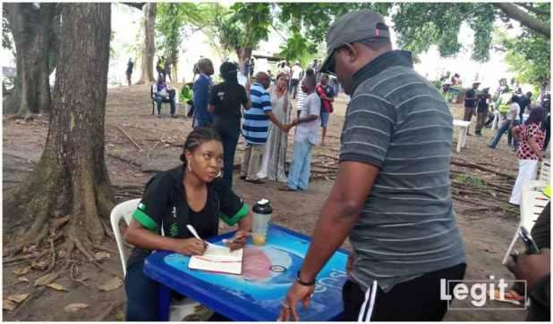 #Nigeria Decides, Omoni Oboli