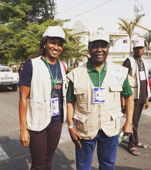 #Nigeria Decides, kate henshaw