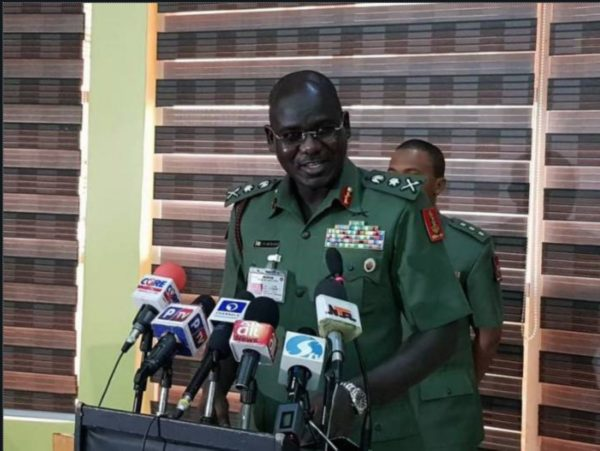 Feb 23: Buratai gives commanders tough orders
