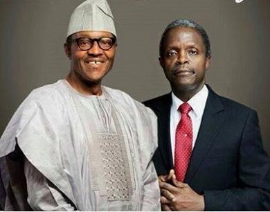 Food vendors declare support for Buhari/Osinbajo