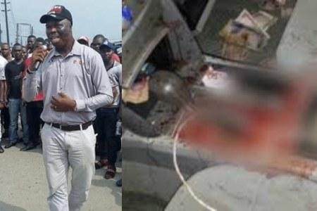 Governor Okowa's Aide Shot Dead In Delta (Photo)