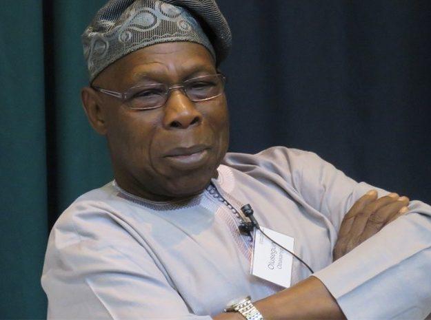 Obasanjo denies fleeing Nigeria ahead of general elections