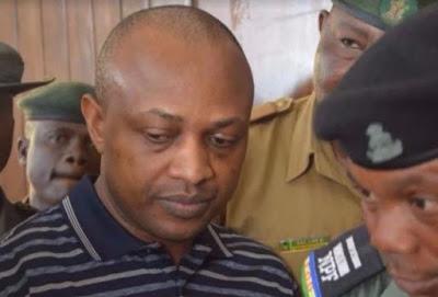 Rich Kidnapper Evans' Multi-Million Naira Trailers Stolen