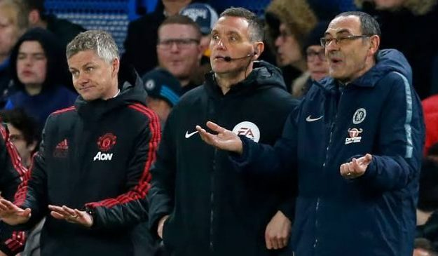 Short-term Solskjaer  vs. Shortcomings Sarri: Man United conquers Chelsea