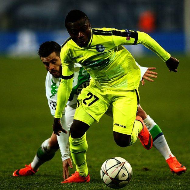 Simon Makes First La Liga Start In Levante Win At Celta Vigo