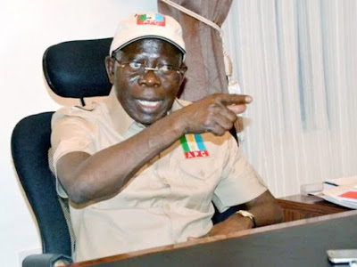 We Wont Accept It, Some INEC Commissioners Have Compromised – Oshiomhole