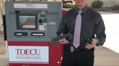 ATM Scam: New Technique Used By Fraudsters To Get Victims Card Details (VIDEO)