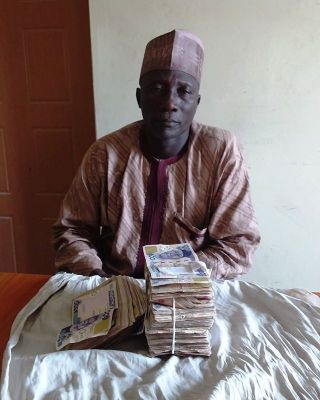 EFCC Arrests Party Agent with over N1.2m, Another With N300k In Borno