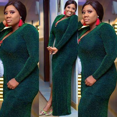 """Everything Nah Packaging, I'm Broke"" - Actress Adediwura Becky Adesegha"
