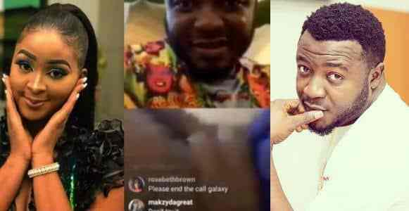 I won't cut off my live video because of naked girls – MC Galaxy