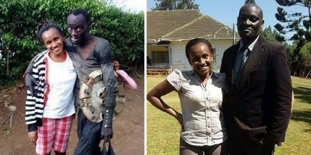 Image result for Kenyan drug addict who was rescued from the streets by childhood friend, dies two years after